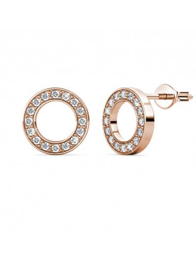 Ophir Earrings - Rose Gold...