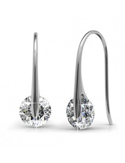 Boucles d'oreilles Classy -...