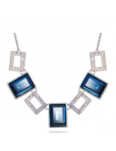 Pégase Necklace - Silver...