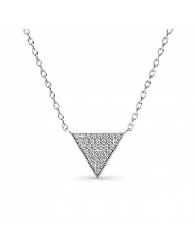 Veron Necklace - Silver and...