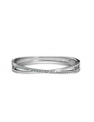 Criss Bracelet - Silver and...