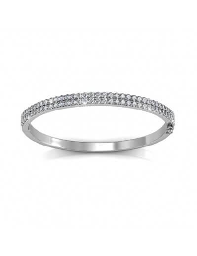 Bracelet Glamour - Argenté...