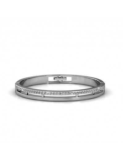 Bracelet Elegant - Argenté...