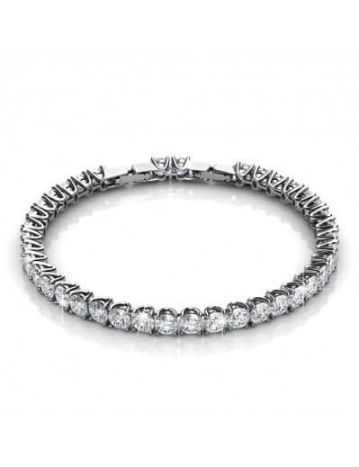 Bracelet Venus - Argenté et...