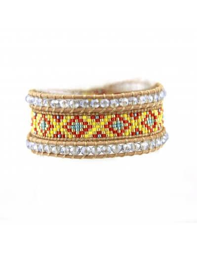 Edyna Ethnic Bracelets -...