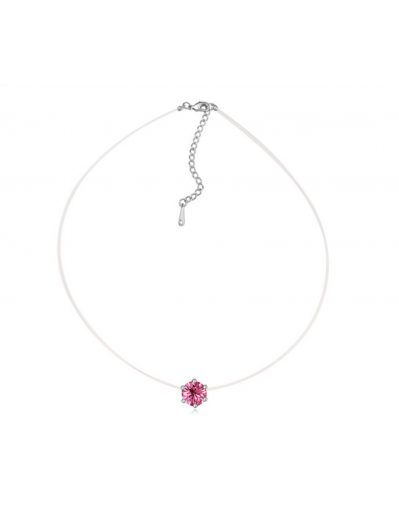 Invisible Necklace - Silver...