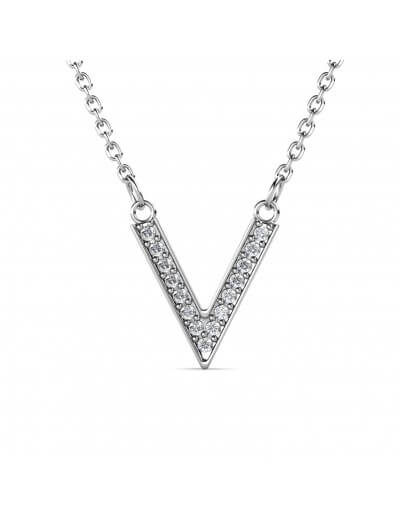 Victory Necklace - Silver...