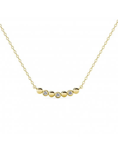 Evelyne Pendants - Gold and...