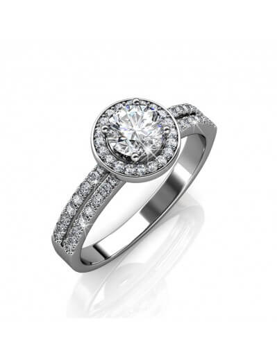 Dylis Ring - Silver and...