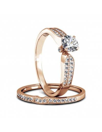 Empress Ring - Rose Gold...