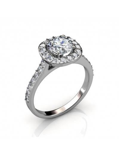 Cushy Ring - Silver and...