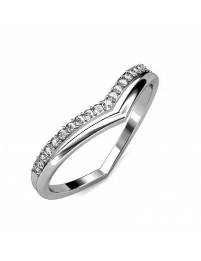 Tiryns Ring - Silver and...