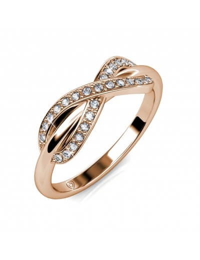 Trist Ring - Rose Gold and...