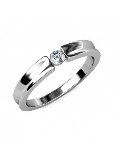 Simplicity Ring - Silver...