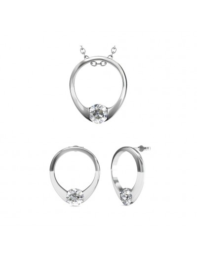 Mini Ring Set - Silver and...