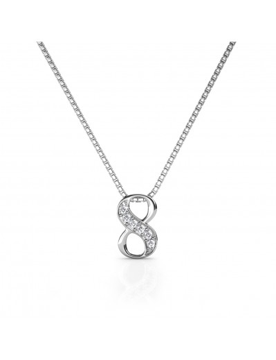 Number 8 Pendants - Silver...
