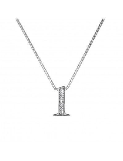 Number 1 Pendants - Silver...