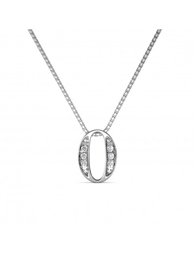 Number 0 Pendants - Silver...