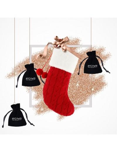 Chaussette Secrète De Noël...