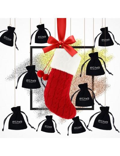 Secret Christmas sock - 10...